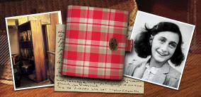De virtuele wereld van Anne Frank