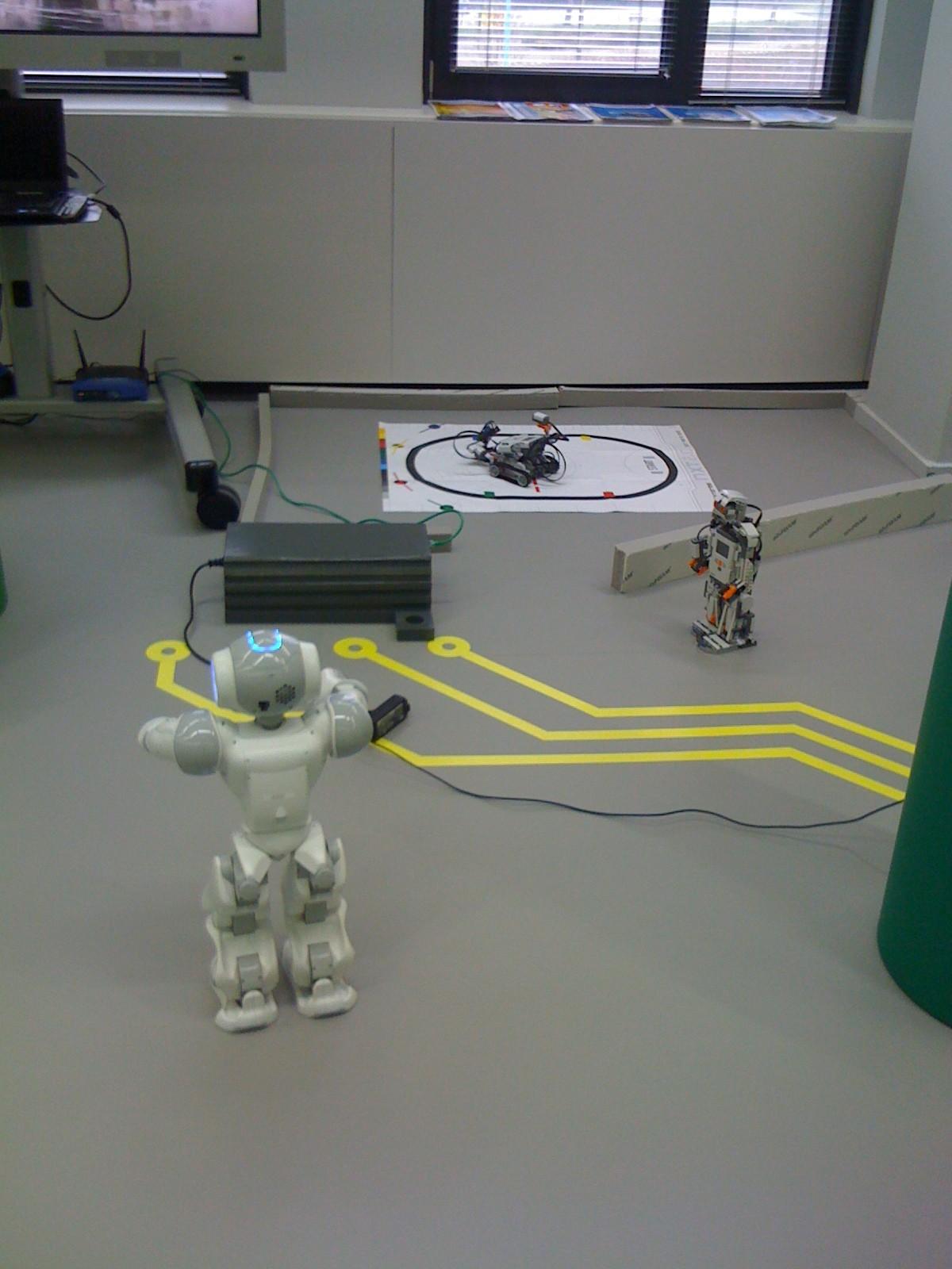 Robotica demo