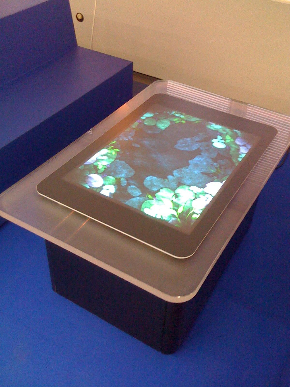 Een Microsoft Surface computer